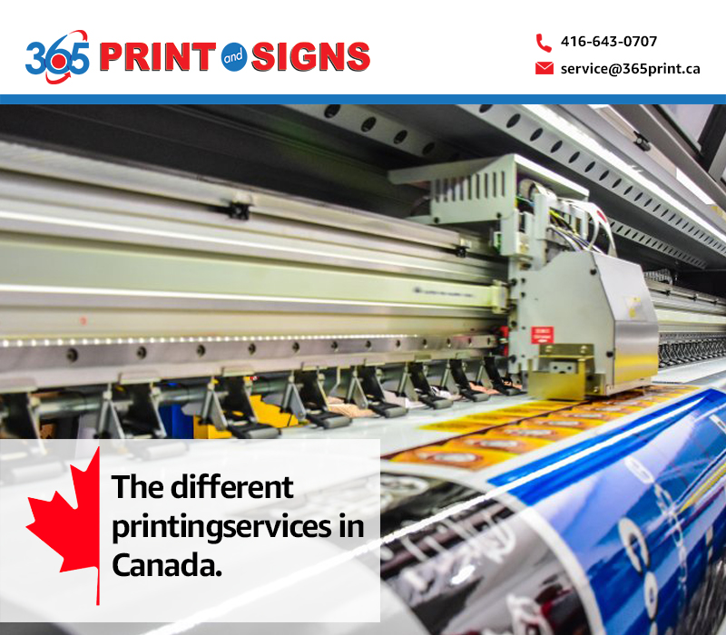 The-different-printing-services-in-Canada