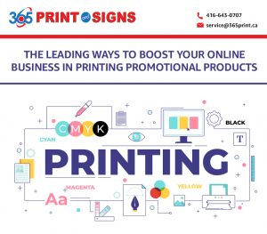business in printing promotional products